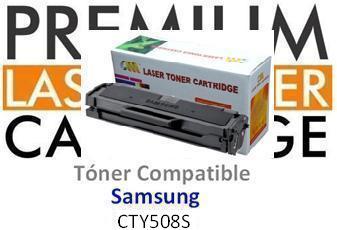 Toner Genérico Compatible con Samsung CLT-Y5082L CLP620Y CLP-670Y Yel