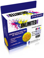 Kit ink cartridge refilling Epson, Canon, HP, Brother