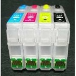 Refillable Cartridges Epson, Canon, HP, Brother