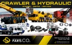 Kranen en Heavy Equipment Parts