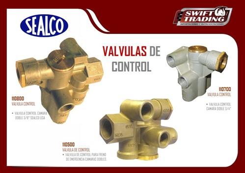 VÁLVULAS DE CONTROL