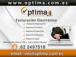 elektronische Rechnungsstellung quito