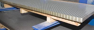 planchas de acero ESTRIADAS inoxidables 304-304L