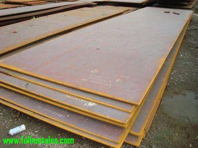 planchas de acero media resistencia A709 grado 50
