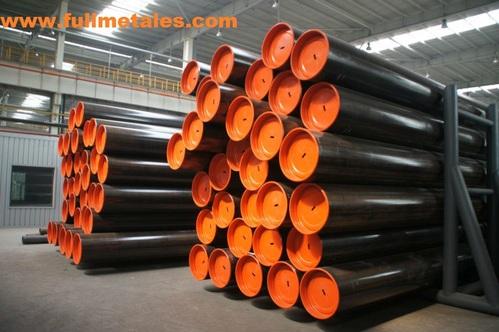 Tubos de acero para calderas e Intercambiadores Astm A192, A179