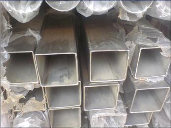tubos de acero estructural inoxidables calidad 304-316-321