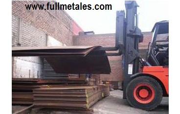 stalen platen voor ketels ASTM A285- graden C
