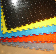 baldosas PVC