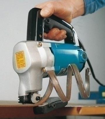 Cizalla Electrica Marca Makita-Japon Modelo JS 3200