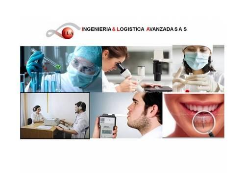 Equipos Médicos y de Laboratorio