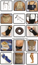 Sale of orthopedic products in general