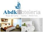 abdk Hoteleria in bed linen, towels and amenities Hoteliers