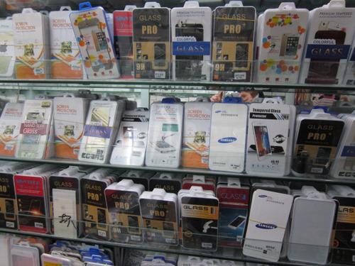 ofrecer SamsungS5/S3/S4, Note2/4/3 Templado vidrio Pantalla protector