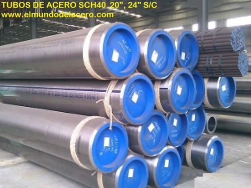 Carbon steel tubes Astm A53 Schedule 40 Seamless