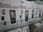 exportar Samsung A3/A5/A7, E5/E7 High clear Pantalla protector pelícu