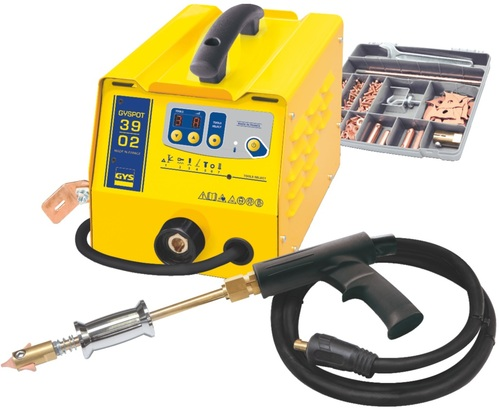 Welding machine denotes GYS-France Model GYSPOT 39.02