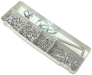 Accessoires voor Aluminium Kit (Alu-Box Standaard) GYS Code 050.020