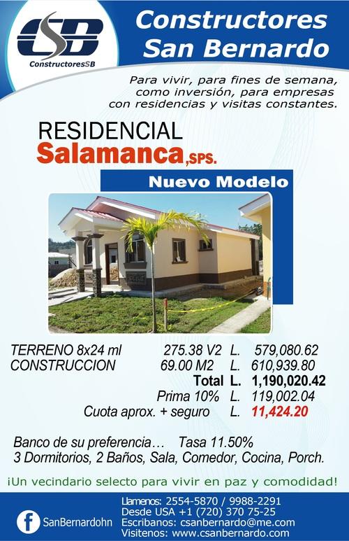 Residencial Salamanca