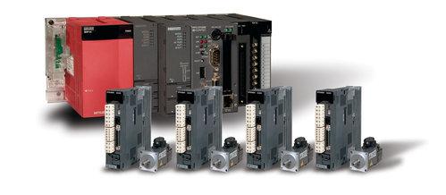 PLC Serie Q y Sistema Servos MR-J3
