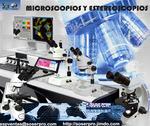 MICROSCOPIO ESTEREOSCOPIO