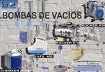 BOMBA DE VACIO CERO RUIDOS LIBRE DE ACEITE