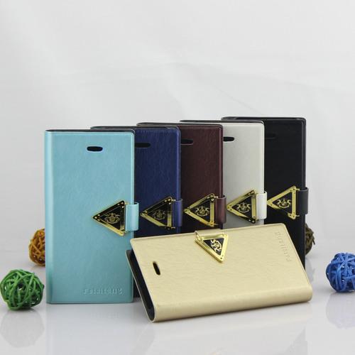 exportar SamsungS4/S5/S3/S6, Note3/4/2 Flip cover protección casos