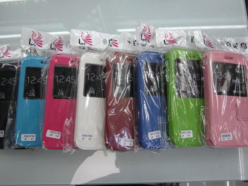 ofrecer ZTE Star1, S6, Grand Sll, Z9 Mini/Max Flip cover protección c