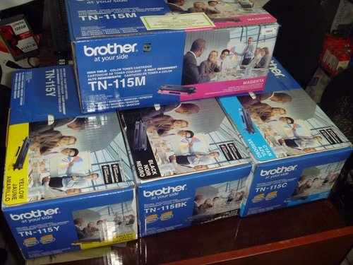 Original Brother toner brother all lime shipments 463-0456 725-7798