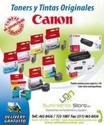 toner y tintas originales canon www.suministrosstore.com