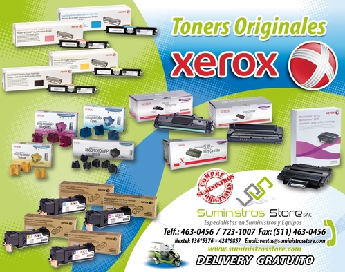 Originele toner xerox
