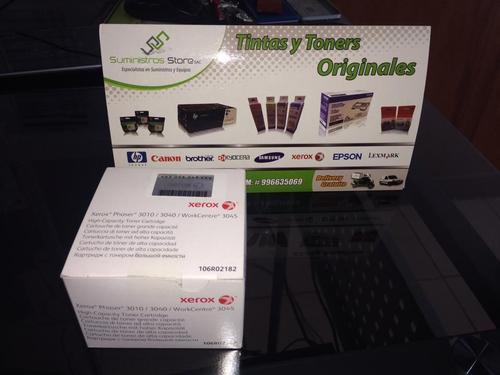 Toner für Xerox Phaser 3010 -3040-3045