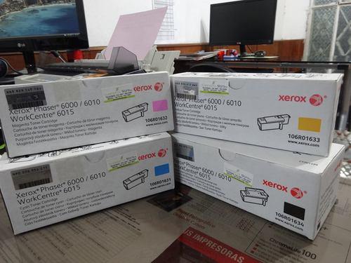 Xerox Phaser 6015 Toner