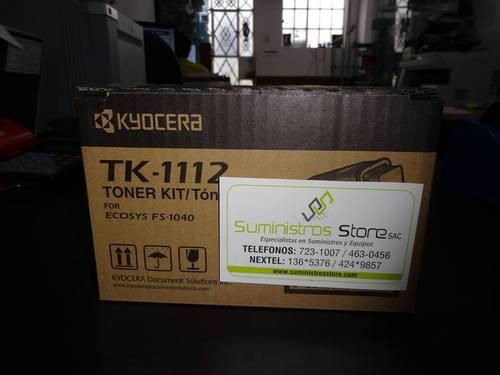 Laser Kyocera TK-1122-fs1025 FS1025