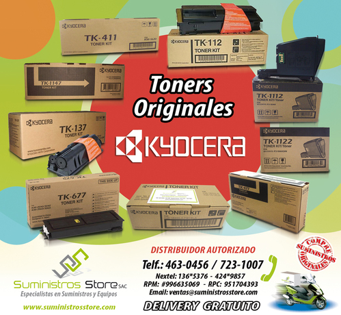 Kyocera TK-542 Toner TK-542c fs5100c tk542m