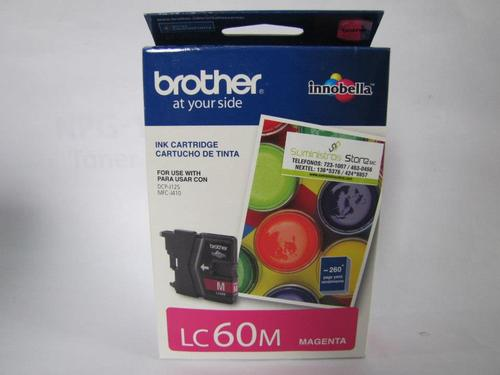 Original Brother LC60 Tinten J410