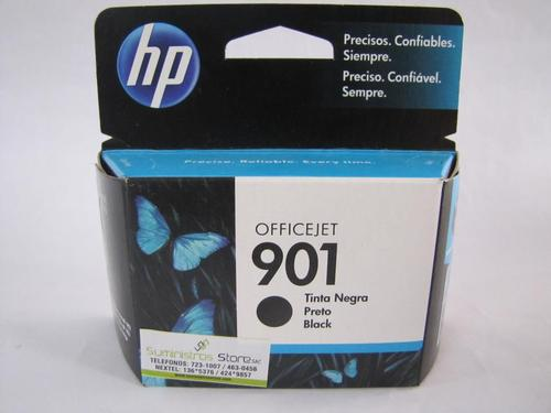 Original HP 901 black ink cc653