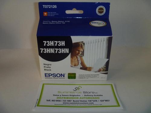 Tintas Epson Originales 73H