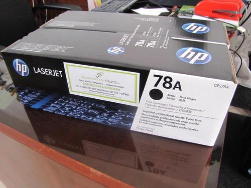 Original HP Toner CE278A P1606