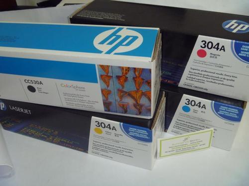 HP Toner CC530A CP2025 oriignales Kalk Sendungen atodo