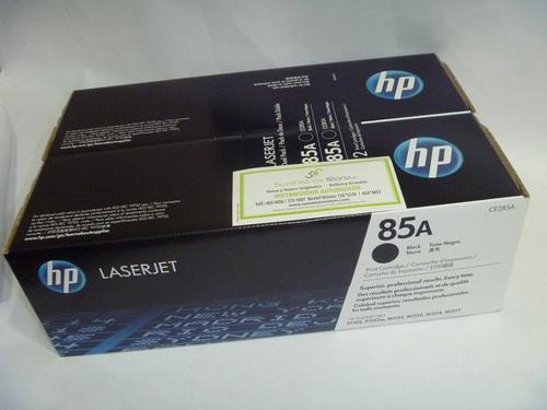 Original HP toner 85a P1102 - M1212 ship all lima