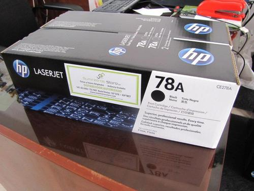 Toner HP original 78a P1606