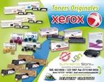 Toner Xerox 106R01378 y 106R01379 para phaser 3100