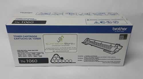 Toner brother TN-1060 original para HL-1110/1212 y DCP 1512