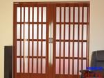 soepele PVC openslaande deuren en ramen met acryl