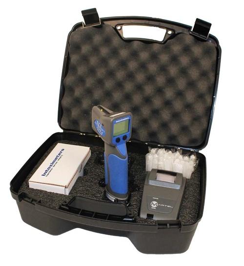 Alcoholimetros Bluetooth com impresora