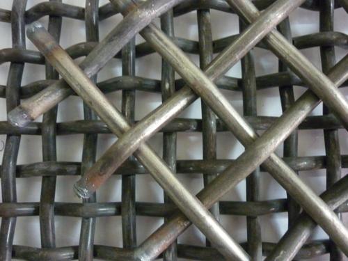 Netten voor de screening en mineraalaggregaten