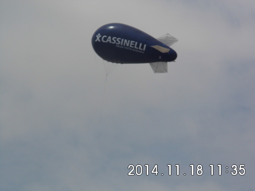Inflable Aéreo ( Zeppelin )