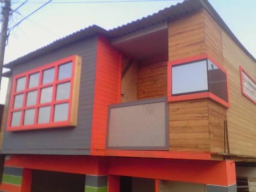 casas pre fabricadas modernas y economicas