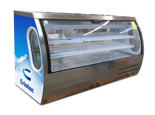 Mostrador Refrigerado de 2.00 Metros Marca Critotec