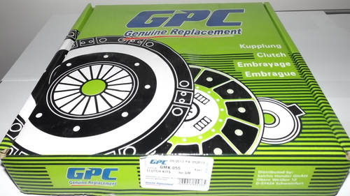 Clutch Kit de Chevrolet Corsa gmk-055